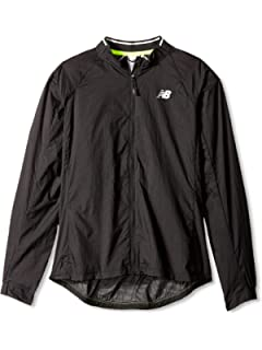Amazon.com: New Balance Women's Light Packable Jacket ...