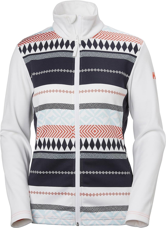 Helly Hansen W Graphic Fleece Jacket