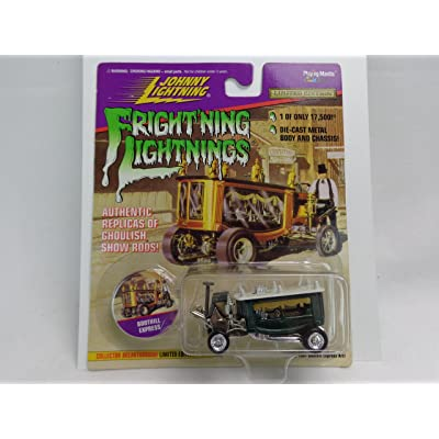 Johnny Lightning Fright'ning Lightnings Boothill Express (Green) Series 2: Toys & Games