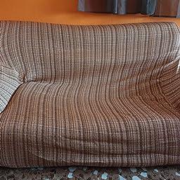 Martina Home Mejico - Funda de sofá elástica, Burdeos, 3 ...