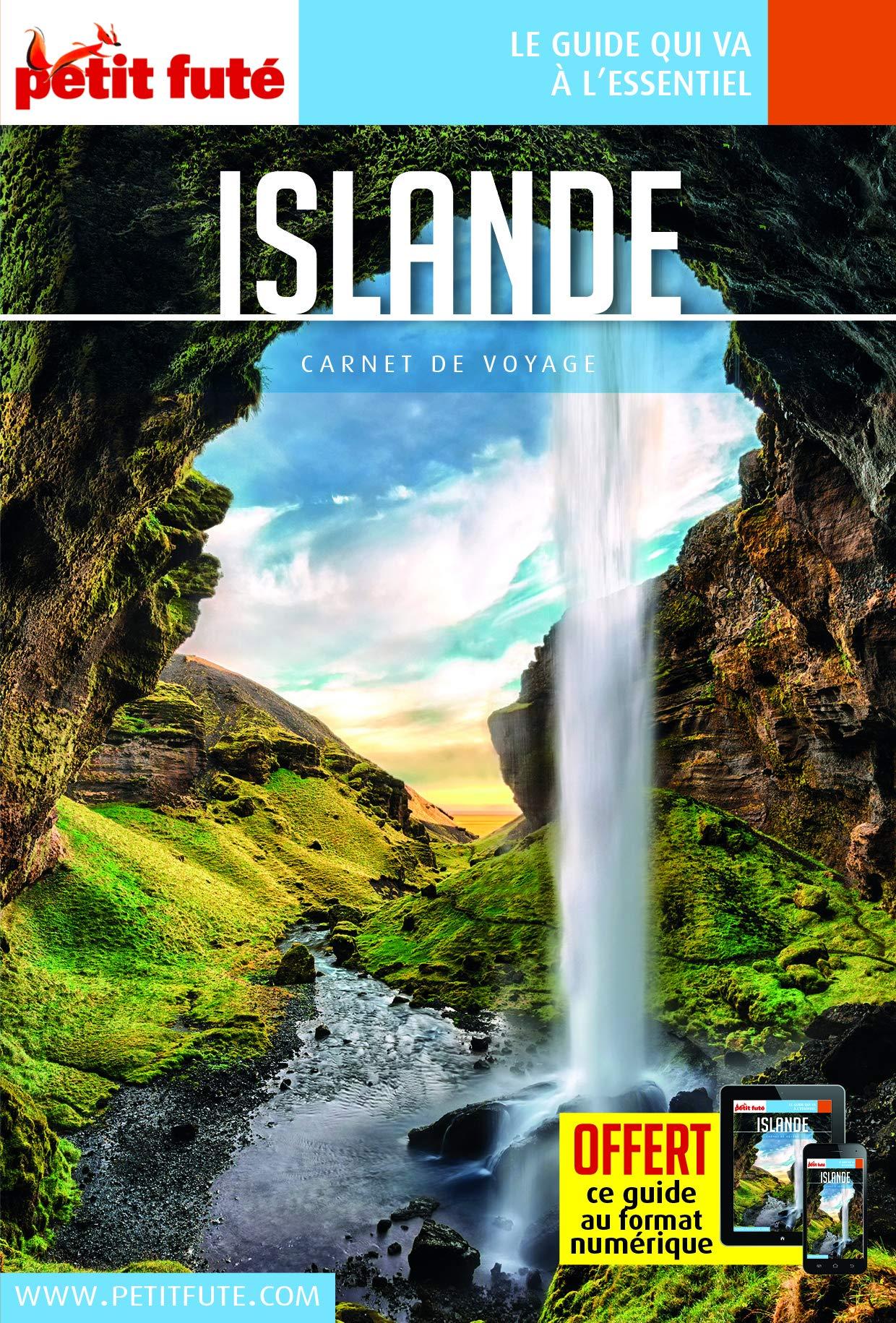 Islande Poche – 22 août 2018 Petit Futé B07BZ5F6YV Europe Guides étrangers