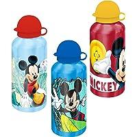 Kids Euroswan Cantimplora 500 ml, Estampado Mickey Mouse