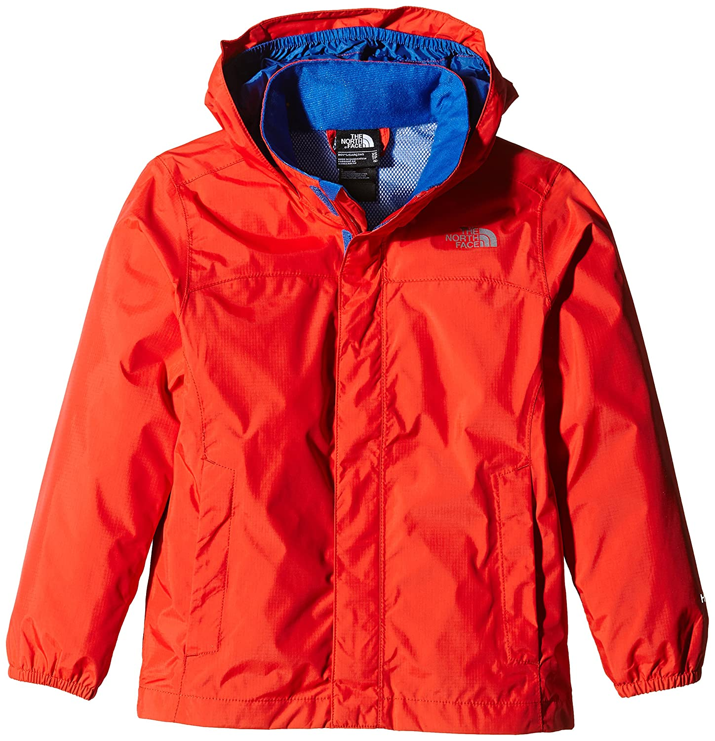 2cb73e0efd4 Amazon.com  The North Face Girls  Resolve Reflective Jacket (Little Big Kids)   Clothing