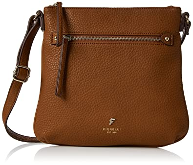 0c02aaf47a6e Fiorelli Womens Phoebe Cross-Body Bag Brown (Tan Casual)  Amazon.co ...