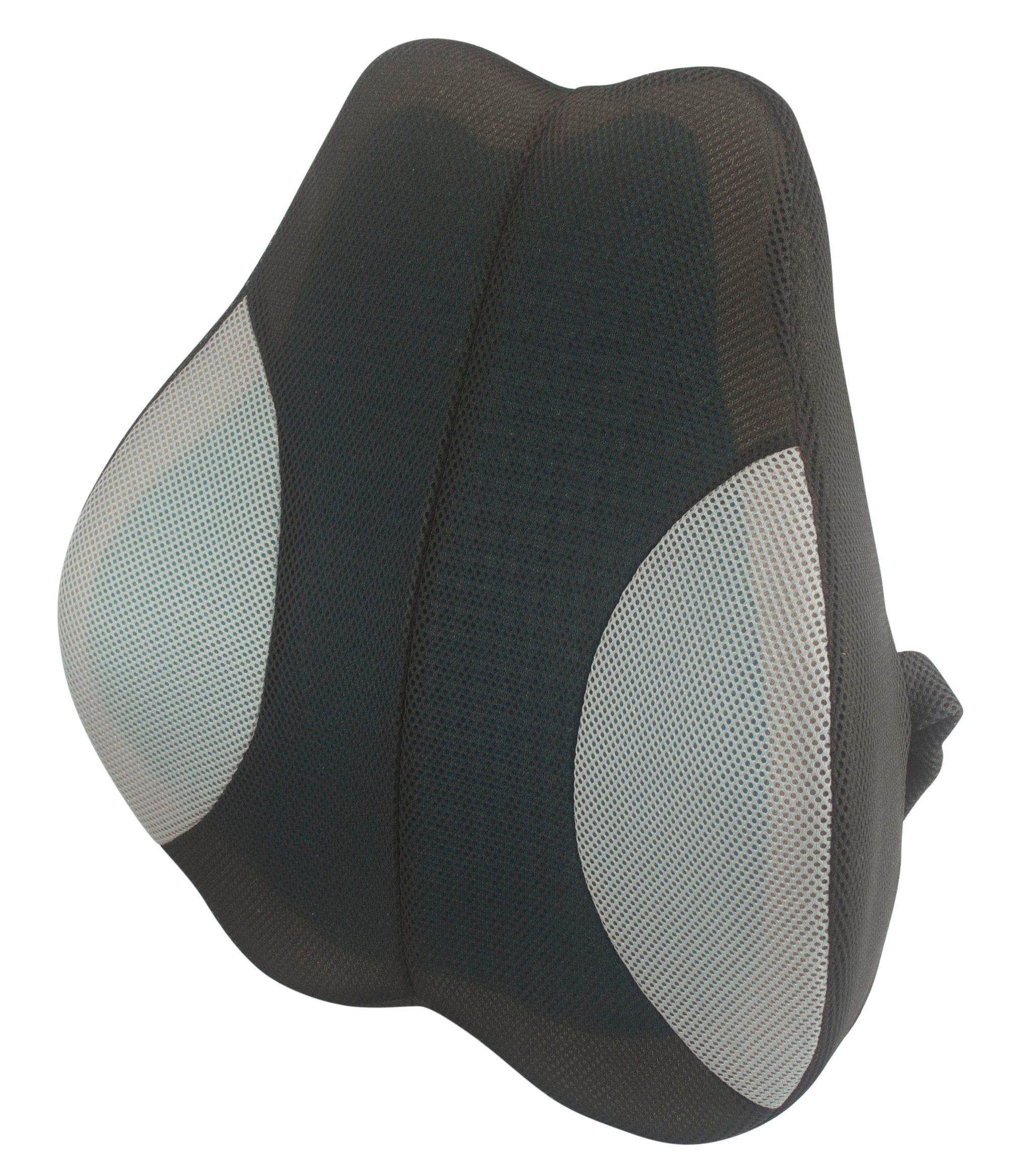 Lumbar Support for Office Chairs and Cars - Cooling Gel with Memory Foam for Comfort and Support
