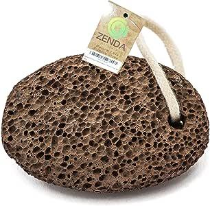 Natural Earth Lava Pumice Stone for Foot Callus - Premium Callus Remover for Feet and Hands - Premium Exfoliation to Remove Dead Skin