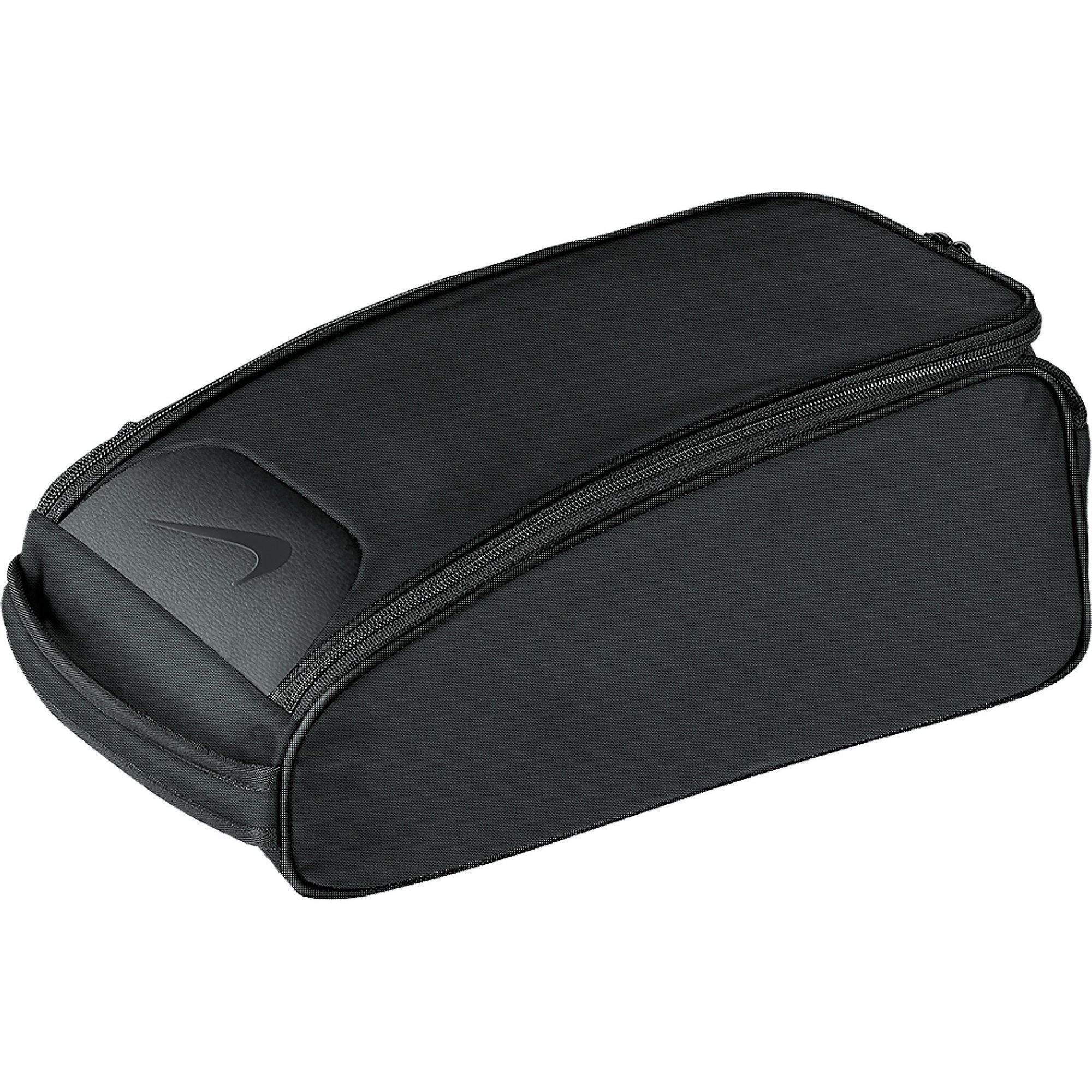 Nike Departure III Shoe Tote Bag (One Size) (Black)