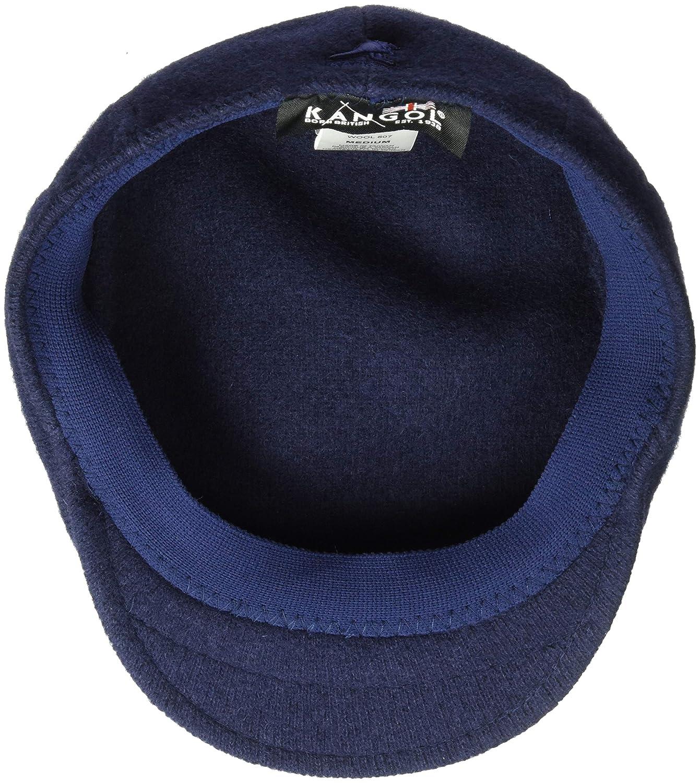 Kangol Mens Wool 507 Flat Ivy Cap Hat