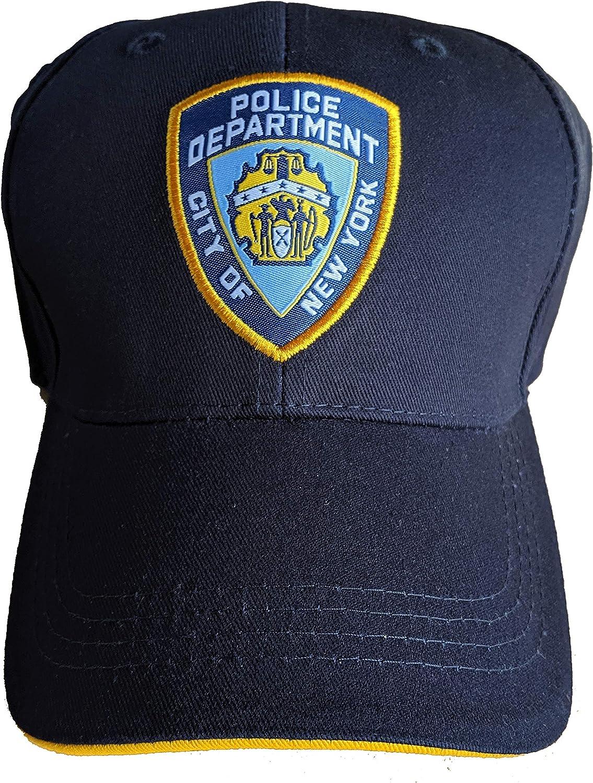 NYPD gorra de béisbol gorro con licencia oficial por el nuevo York ...