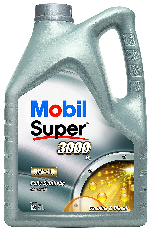 Mobil 1 050305 Super 3000 5W-40, 5L IMPEX SAS 151166