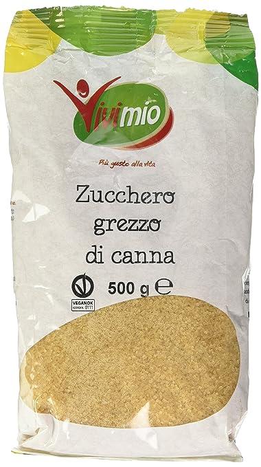 2 opinioni per Vivimio Zucchero Grezzo di Canna- 3 pezzi da 500 g [1500 g]