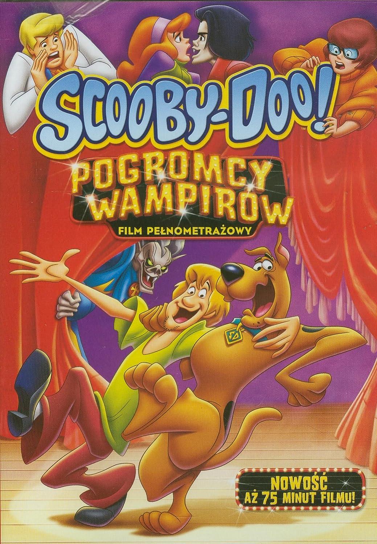 Scooby-Doo! Pogromcy wampirAlw [DVD] (English audio)