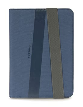 Tucano Agenda - Funda para Apple iPad Mini, Azul