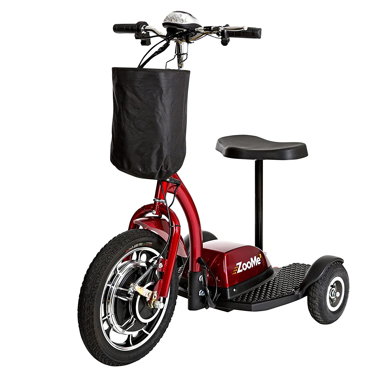Amazon.com: Drive Medical Zoome - Patinete de tres ruedas ...