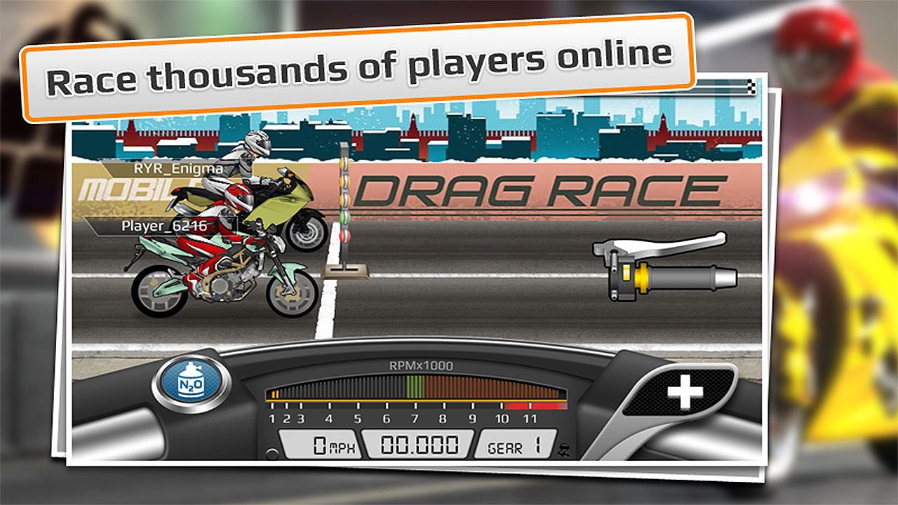 drag racing bike edition mod apk v2.0.2