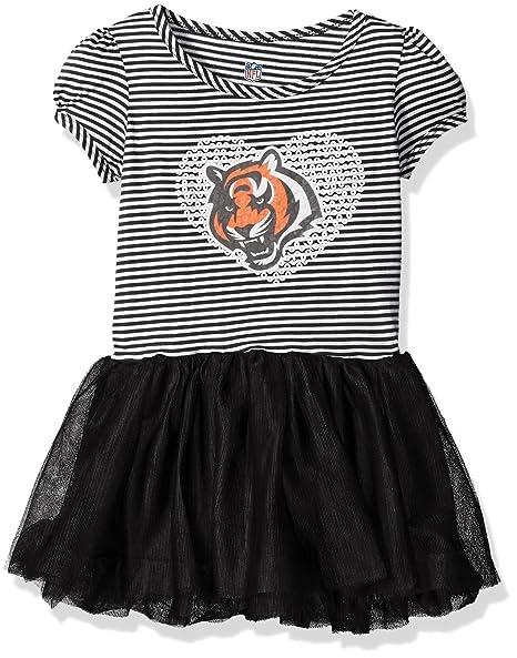 c01908604 Amazon.com  Outerstuff NFL Toddler Celebration Sequin Tutu Dress ...