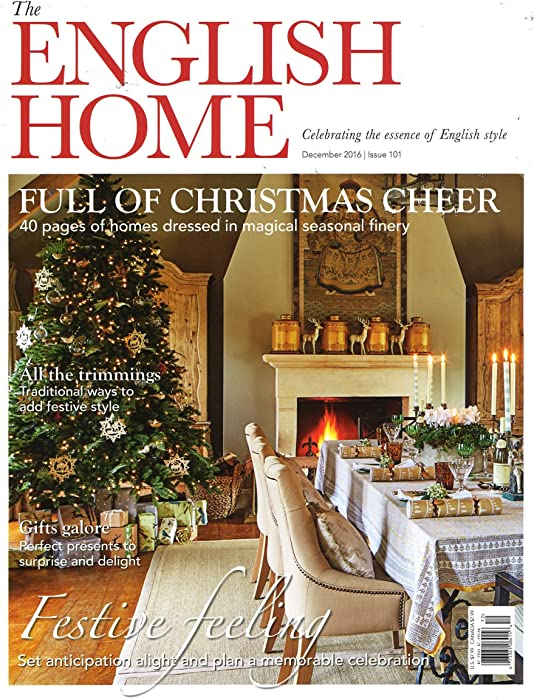 Top 5 The English Home Magazine Subscription
