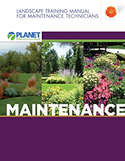 landscape training manual for installation technicians planet rh amazon com Technical Manual Tecumseh Engine Manual