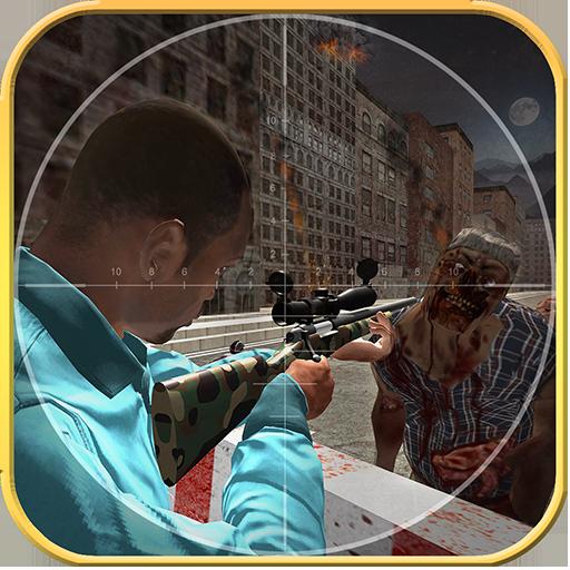 [Zombie Killer: Survival 2017] (Walking Zombie)