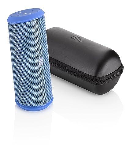 6ca9016fb25 Amazon.com  JBL Flip 2 Portable Bluetooth Speaker (Blue)  Home Audio ...