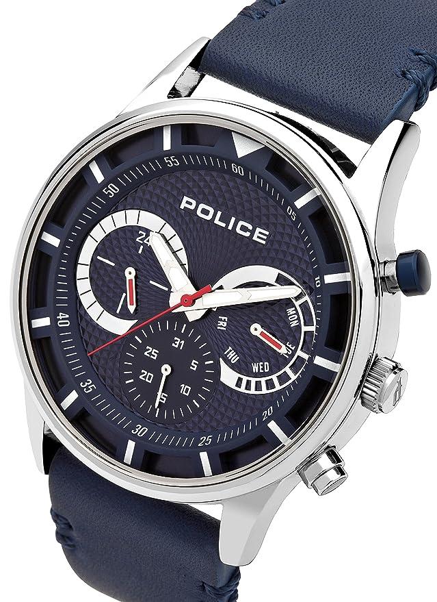Police 14383JS 03  Amazon.es  Relojes 0a644e0f6fe