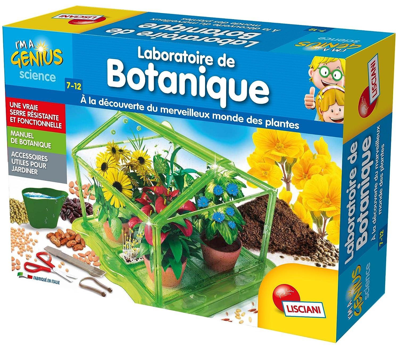 Lisciani - Juegos Educatifs - fr59393 - Laboratorio de Botánico ...