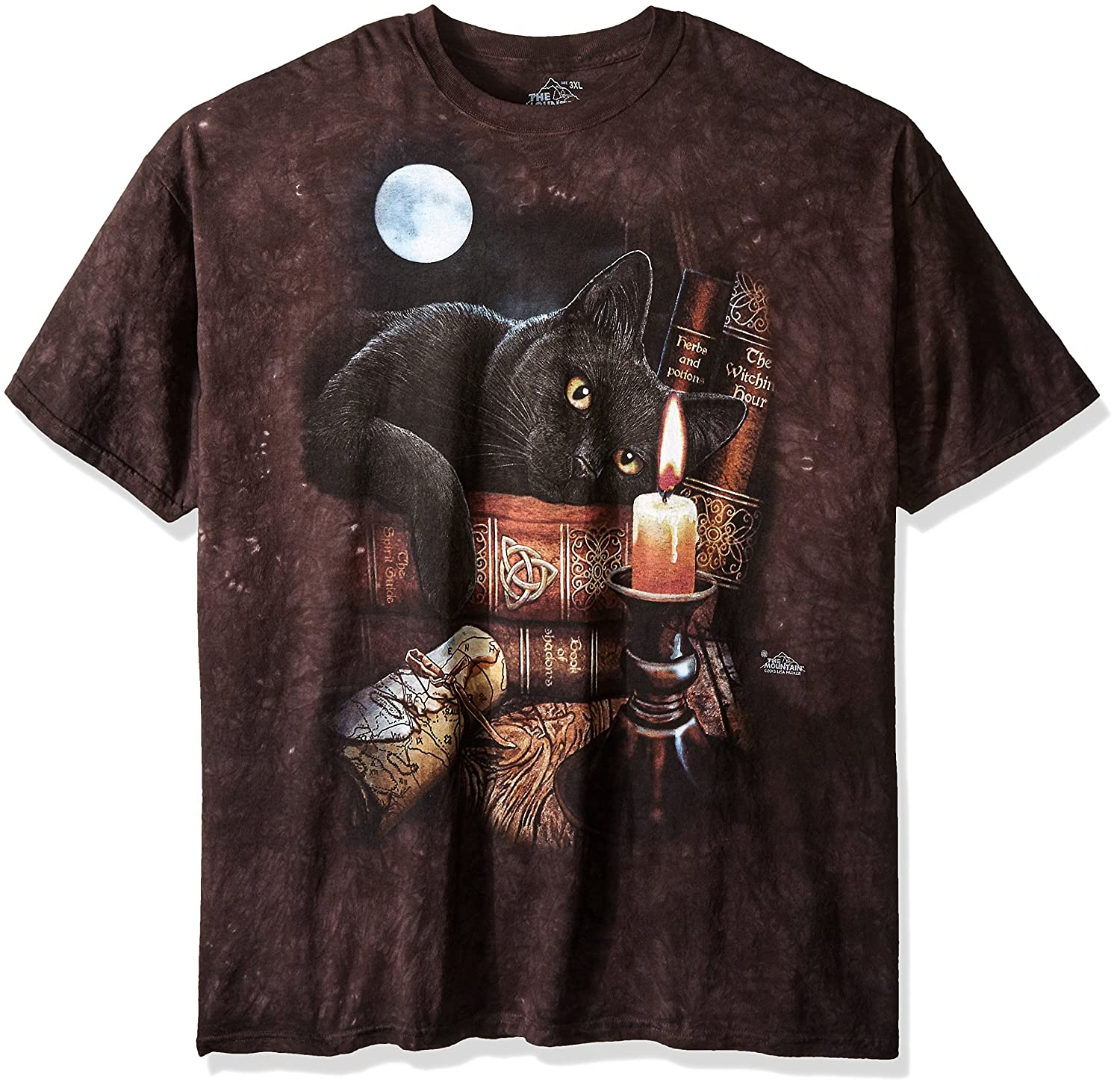 The Mountain Men's The Witching Hour Adult T-Shirt The Mountain Men' s Tops 103825