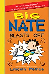 Big Nate Blasts Off Kindle Edition
