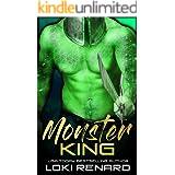 Monster King: A Dark Sci Fi Alien Romance (Royal Aliens)