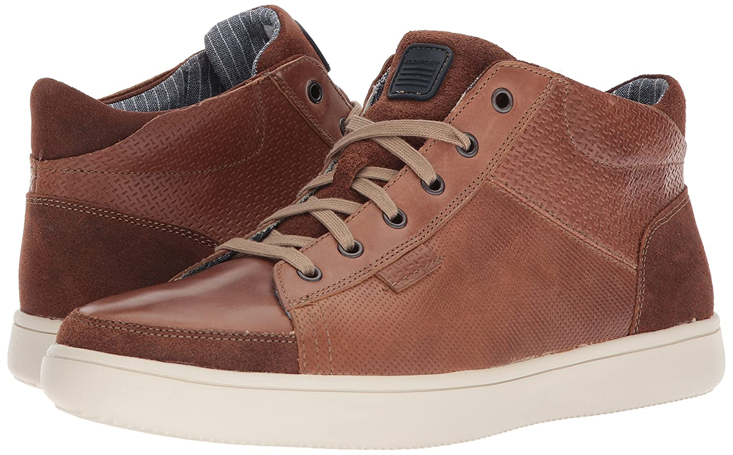 5eb58761cfc Tan Tan Tan Rockport Men's Colle Lace to Toe Boot Ankle 774417 ...