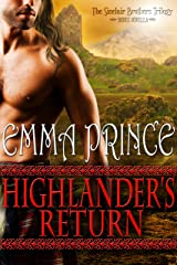 Highlander's Return (The Sinclair Brothers Trilogy, Book 2.5 Novella) Kindle Edition