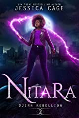 Nitara (Djinn Rebellion Book 2) Kindle Edition