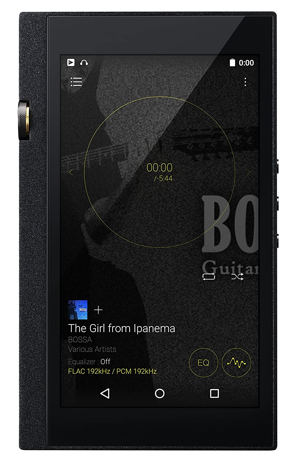 ONKYO Hi-Res Digital Audio Player DP-X1A