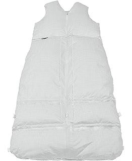 Aro Artländer 875930 - Saco de pluma (vichy) gris Talla:110 cm