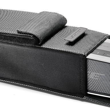 Bose SoundLink Mini Bluetooth Speaker Travel Bag – Gray