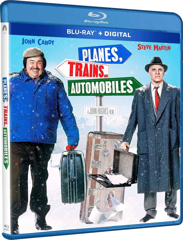 Planes, Trains, and Automobiles (Blu-ray + digital copy)