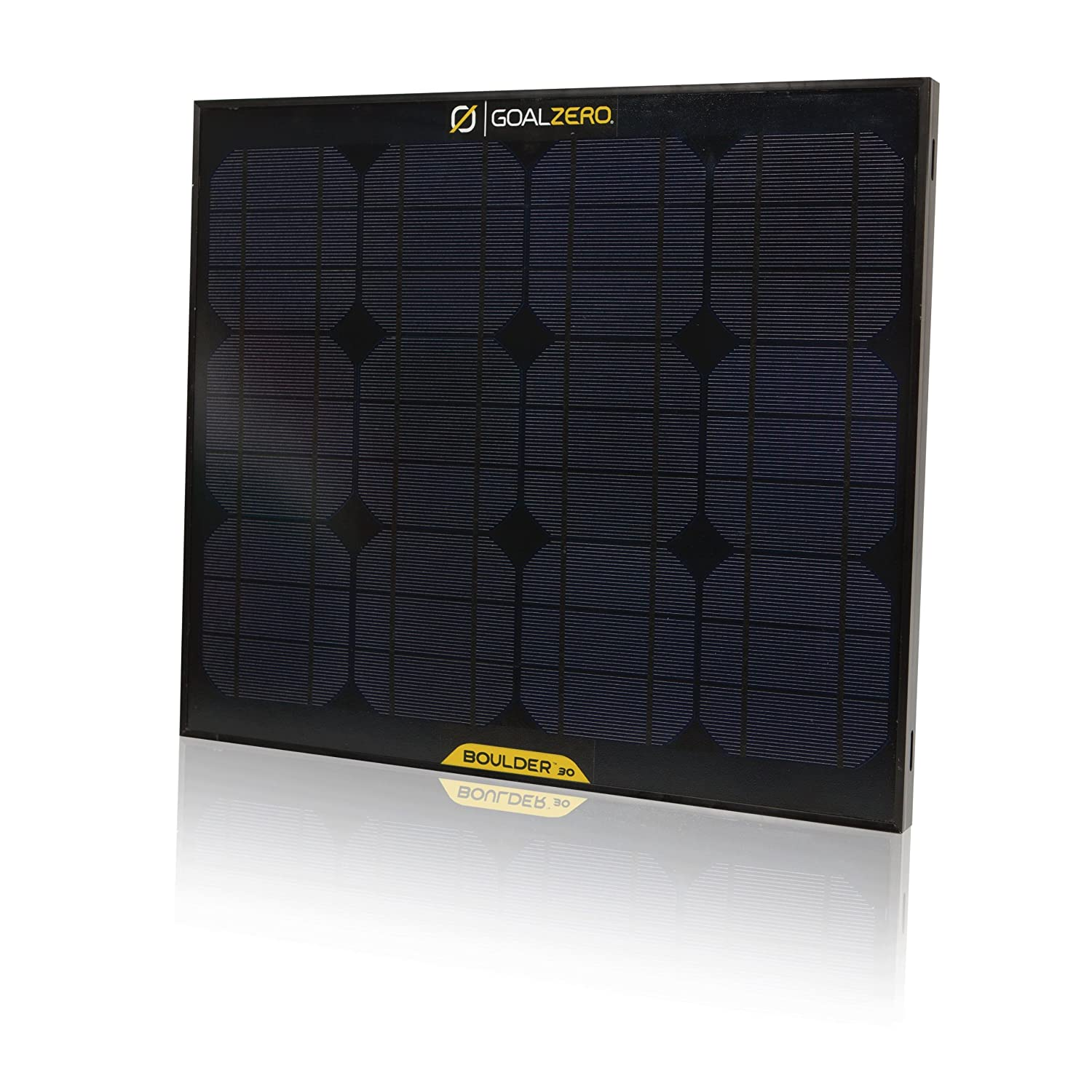 Goal Zero Boulder 30w solar panel - Off Road Trailer Info
