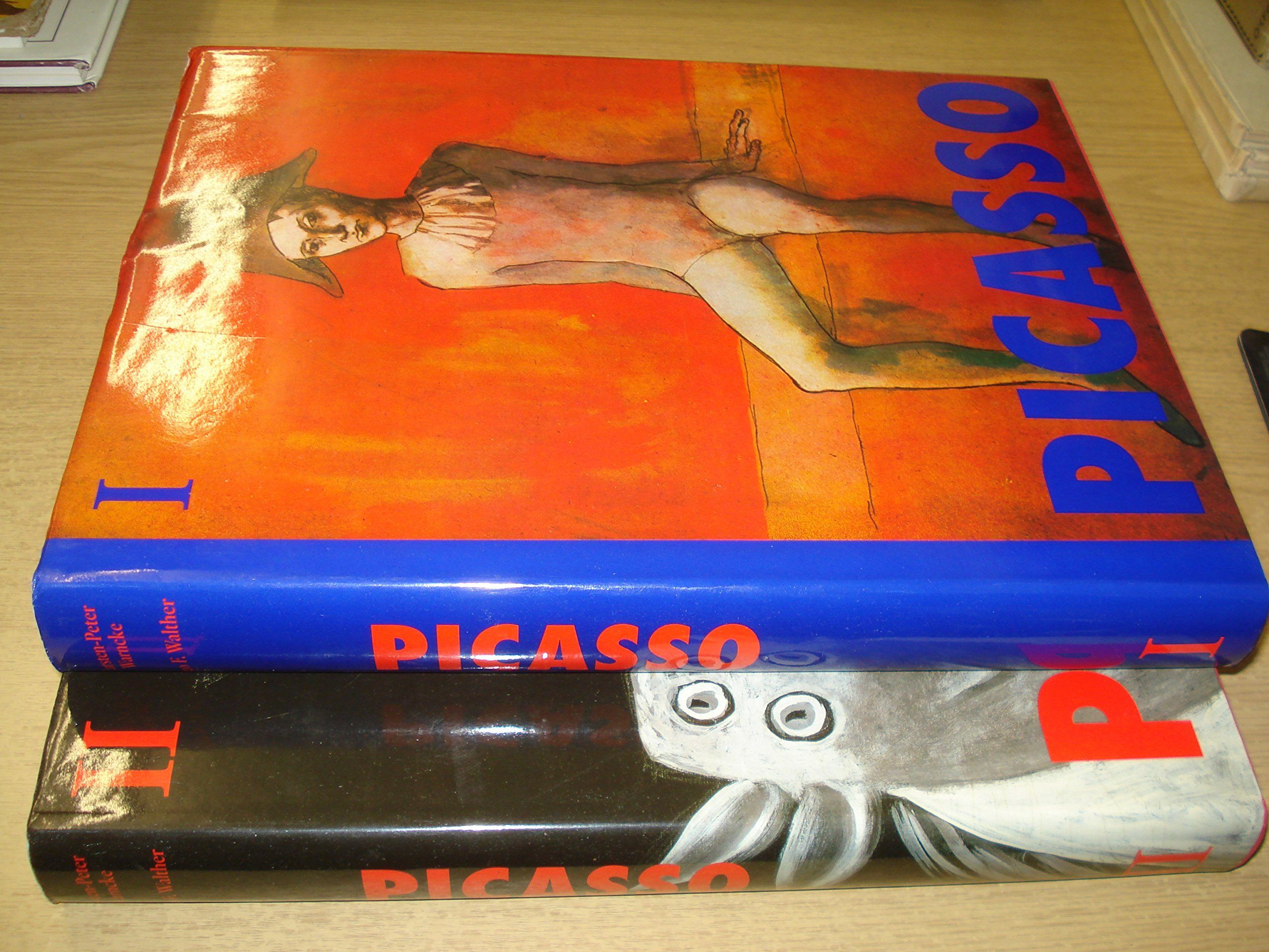 pablo picasso 1881 1973 dutch edition