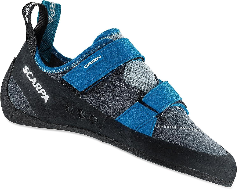 SCARPA Origin Unisex Rock Climbing Shoe