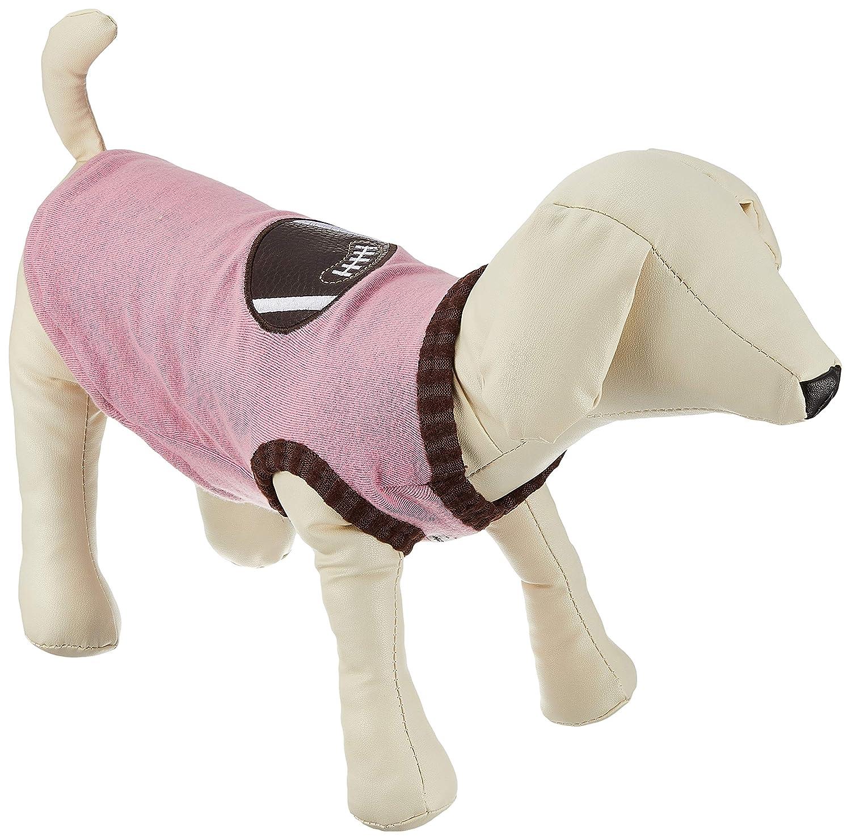 Best Hip Doggie Pink Football Vest Size S (japan import)