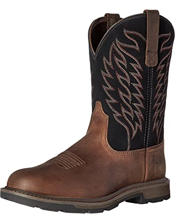 dcd65e107a79 Ariat Work Men s Groundbreaker Work Boot