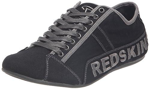 Redskins - Zapatillas de Tela para Hombre: Amazon.es: Zapatos y complementos