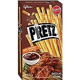 Glico Pretz Flavored Biscuit Stick, BBQ Chicken, 31 g