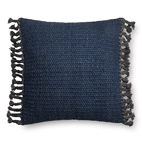 Amazon.com: Loloi P0616 Pillow Cover Only/No Fill, 22