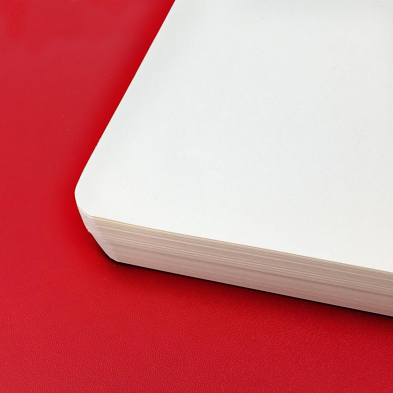 21 x 29.7cm 140gsm Royal Talens Art Creation Hardback Sketchbook 80 Sheets Red Cover