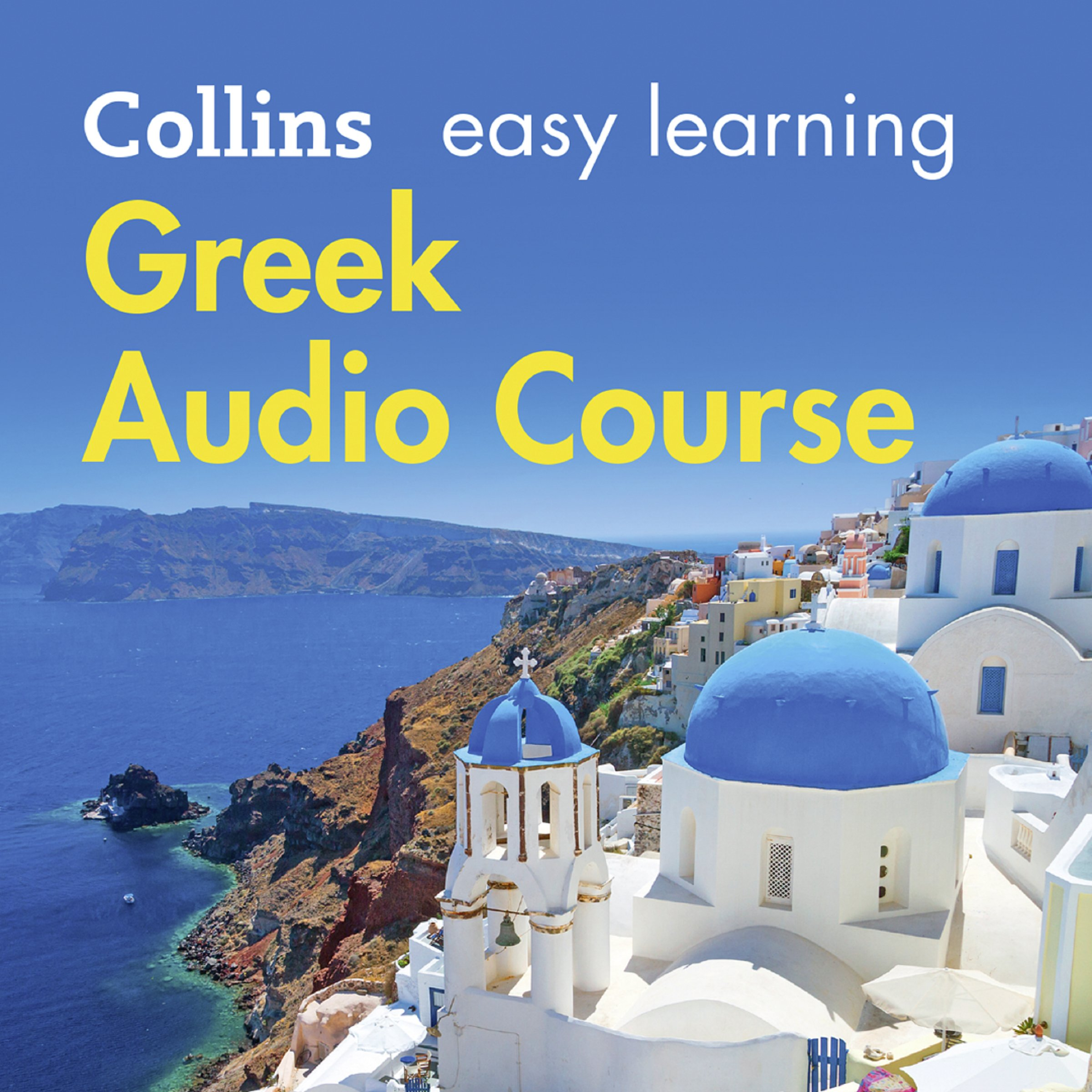 Greek Easy Learning Audio Course  Learn To Speak Greek The Easy Way With Collins