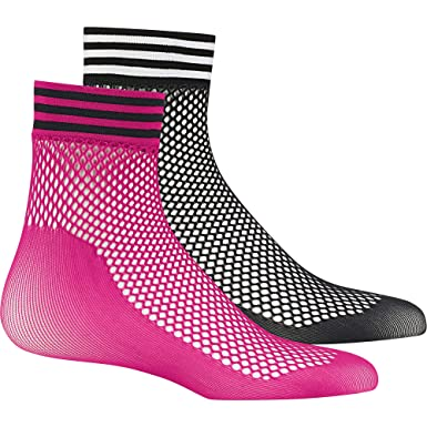 Adidas Socks Mesh 2PP - Calcetines, Mujer, Negro(Negro/ROSSHO): Amazon.es: Deportes y aire libre