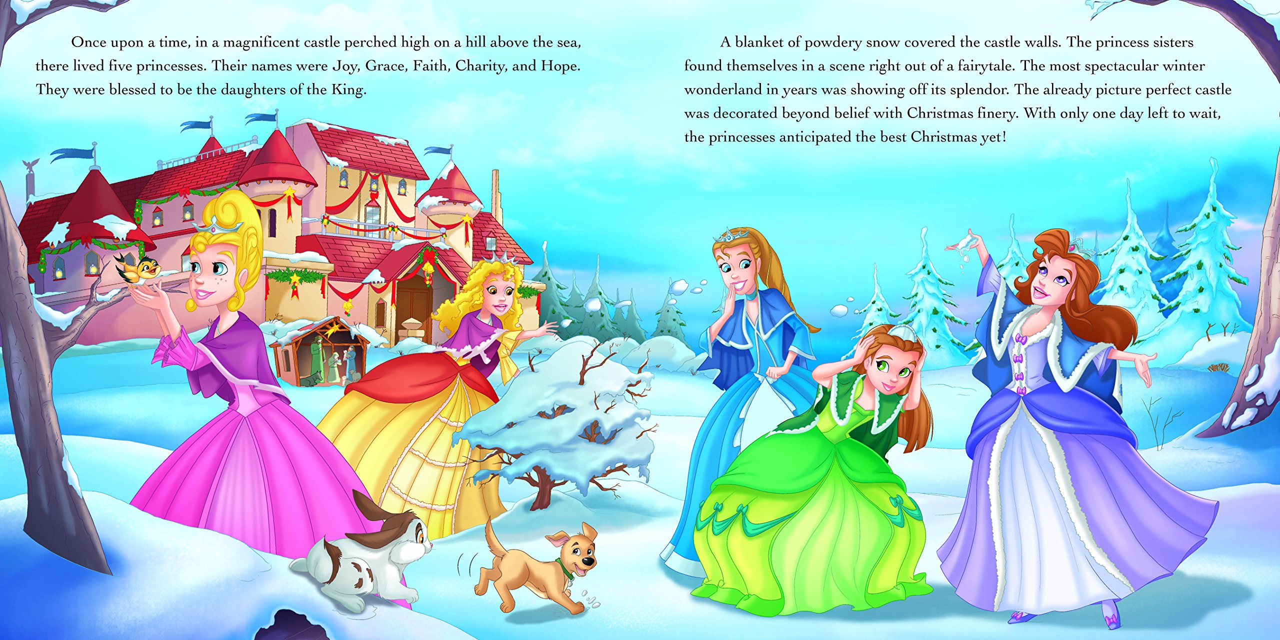 Amazon.com: A Royal Christmas to Remember (The Princess Parables ...