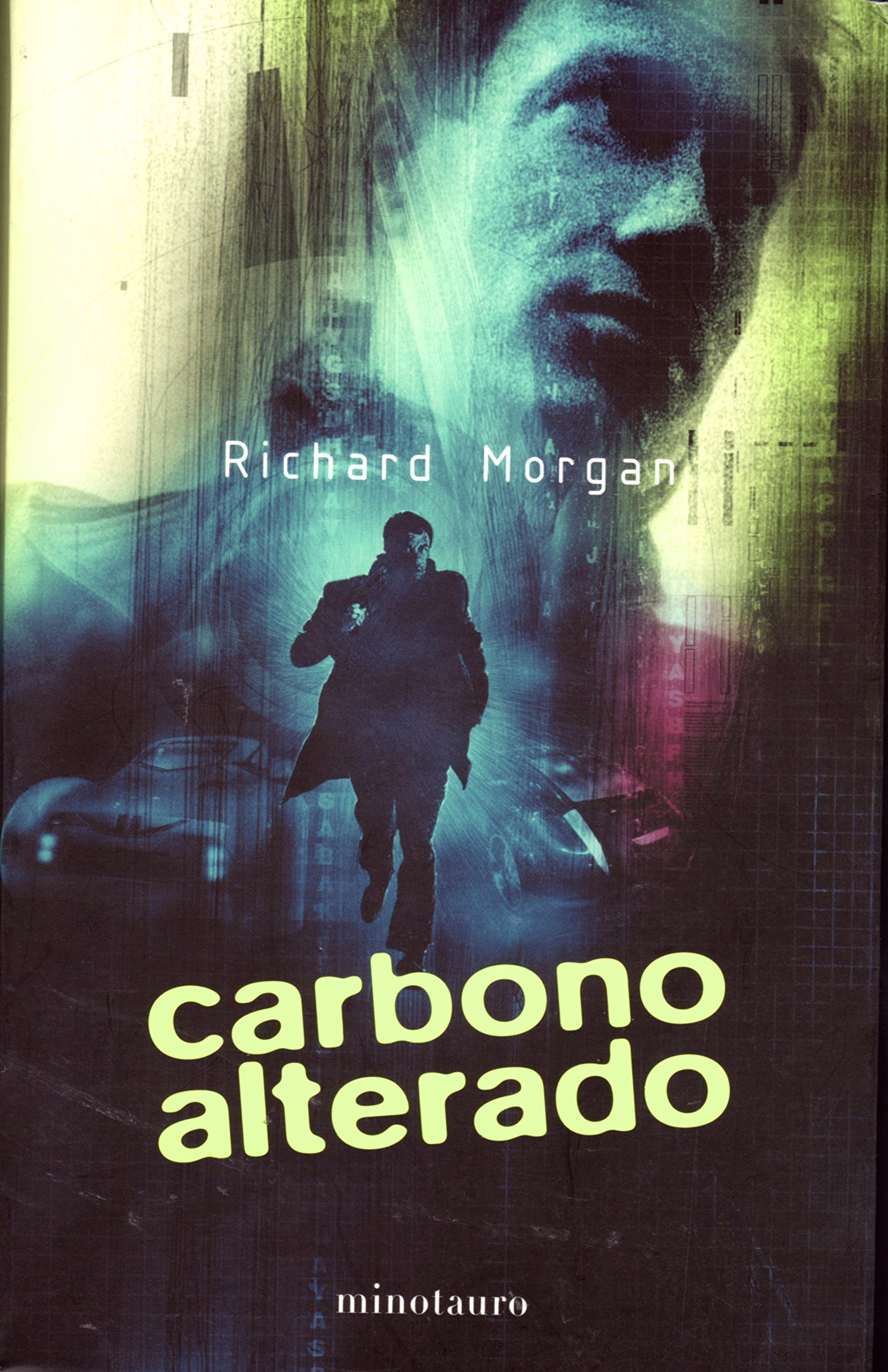 Carbono alterado (Kronos): Amazon.es: Morgan, Richard: Libros