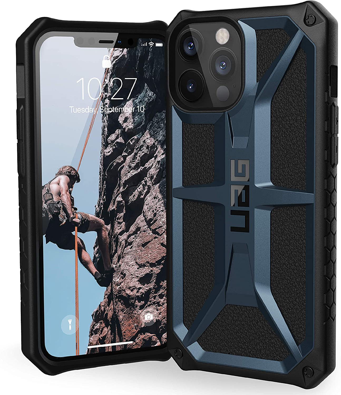 URBAN ARMOR Rugged Lightweight Slim Shockproof Premium Monarch